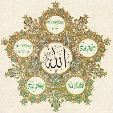 Quizz pour un Muslim