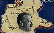 Quel pays Hitler annexe-t-il dans le cadre de l'Anschluss en 1938 ?