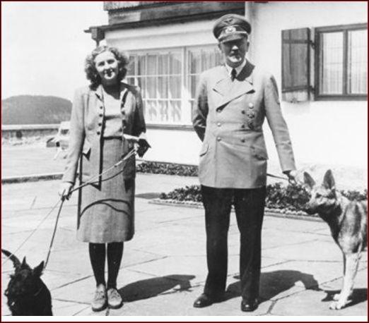 Quel est le nom de la maîtresse d'Hitler ? Ils se sont suicidés dans leur bunker de Berlin à l'arrivée de l'Armée Rouge le 30 avril 1945