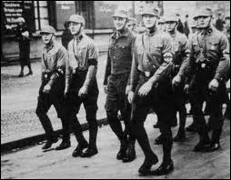 Comment s'appelait la milice du parti dirigée par Ernest Röhm ?