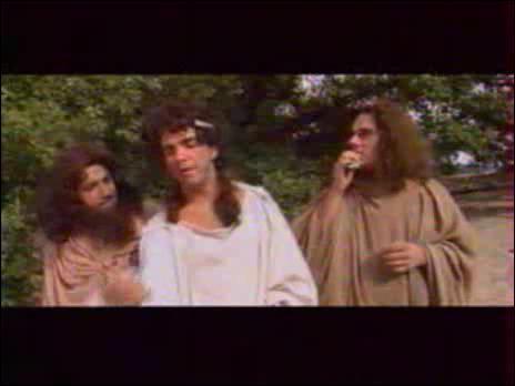 ''Jésus II le retour'' : Qui joue le rôle de Jésus ?