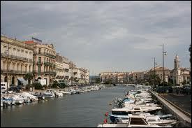Quelle ville est appelée 'la Venise du Languedoc' ?