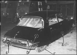 De Gaulle échappe de peu à la mort lors d'un mitraillage de la DS présidentielle en 1962. Comment a-t-on appelé cet évènement ?
