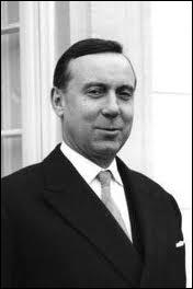 Qui a été le tout premier Premier ministre de la Vème république nommé par le général de Gaulle en 1959 ?