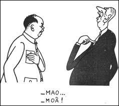 De Gaulle est l'un des premiers dirigeants occidentaux à établir des relations diplomatiques avec un pays communiste non reconnu officiellement par la communauté internationale. Lequel ?