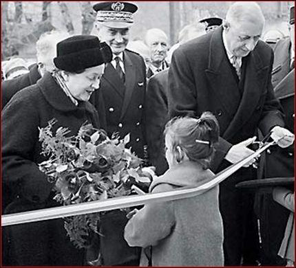 Quel était le surnom familier de la discrète épouse du général de Gaulle ?