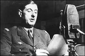 Sous quel nom est connu son allocution radiophonique sur Radio Londres appelant le peuple français à la résistance ?