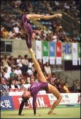 Quelle est cette discipline non olympique ?