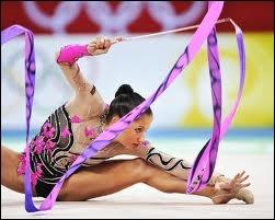 Quelle est cette discipline de la gymnastique rythmique ?