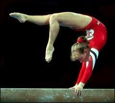 Quelle est cette discipline de la gymnastique artistique ?