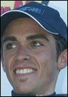 Ce cycliste espagnol , vainqueur du tour d'Italie, est 3ème :