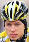 Ce cycliste allemand , champion du monde du contre la montre , est 6ème :