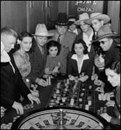 Dans les années 30, la ville a vu se développer la prostitution et les casinos, ce qui lui a valu un surnom mondialement célèbre. Lequel ?