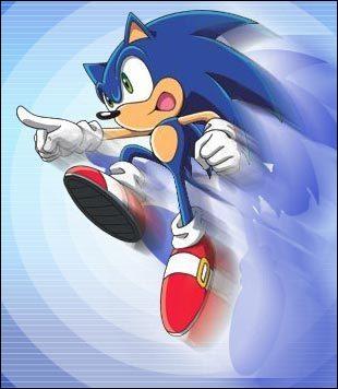 Mais pour le cas contraire, de Sonic on le trouve très...
