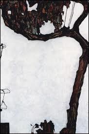 Qui a peint 'Le prunier' ?