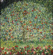 Qui a peint 'Le pommier' ?