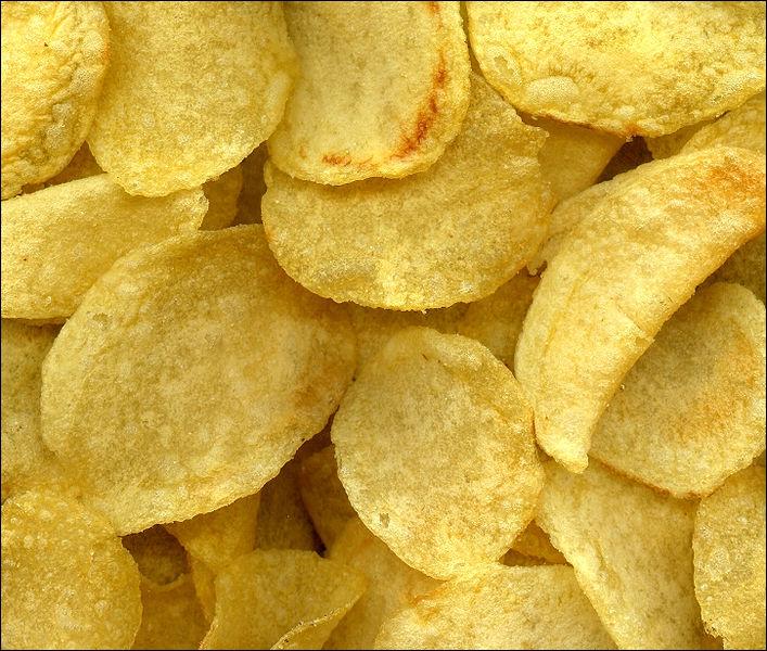 D' où provienent les chips ?