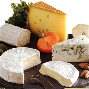 D' où provient le fromage ?