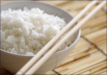 Où le riz a-t-il été inventé ?