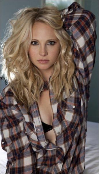 Qui est cette actrice de 'Vampire Diaries' ?