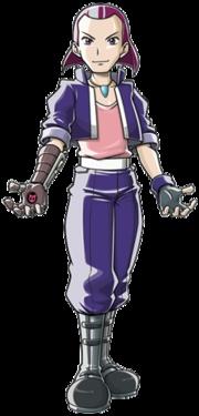 Comment s'appelle ce commandant des Poké-Nappers ?