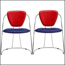 Ils s'assoient exprès sur des chaises cloutées pour avoir mal au derrière pendant des siècles. Ça, c'est des gens qui ... '