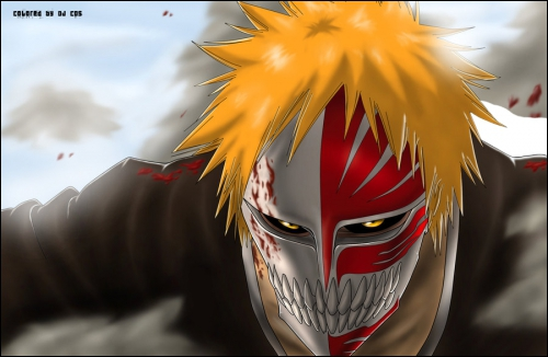 Lors de la première apparition d'Ichigo avec le masque de Hollow, où se trouvait-il ?