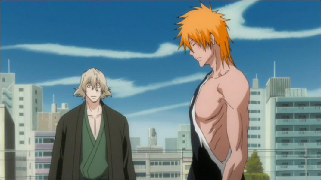 C'est Kisuke Urahara qui l'a aidé à maîtriser le Bankai.