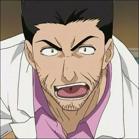 Quel est le nom du père d'Ichigo ?