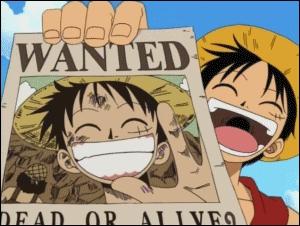 Monkey D. Luffy : D'où lui vient sa cicatrice sous l'oeil gauche ?