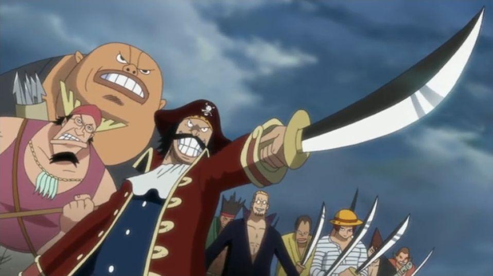Personnages de One Piece (5)