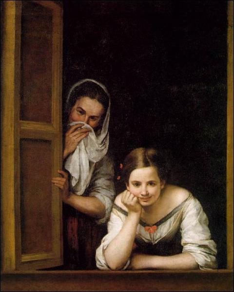 Et ces 'Deux femmes à la fenêtre' ?