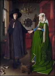 Et ce double portrait 'Les Époux Arnolfini' ?