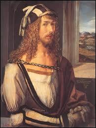 Qui a peint cet autoportrait à la fenêtre ?