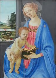 Et cette Vierge à l'Enfant ?