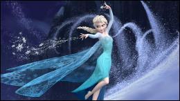 Quel est le prénom de la  Reine des neiges  ?