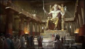 A quel sculpteur grec devait-on ce chef-d'oeuvre aujourd'hui disparu ?