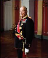 De quel Etat le roi Harald V est-il le souverain ?