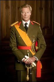 De quel Etat le Grand-Duc Henri 1er est-il le souverain ?
