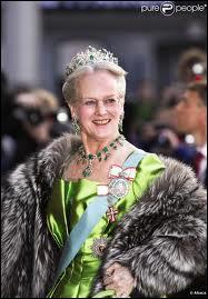 De quel Etat la reine Margrethe II est-elle la souveraine ?