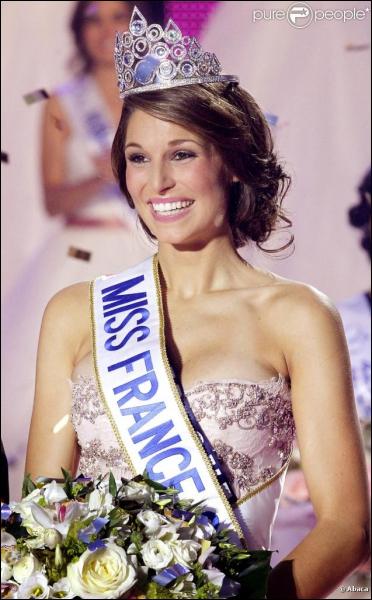 Comment s'appelle la Miss France 2011 ?