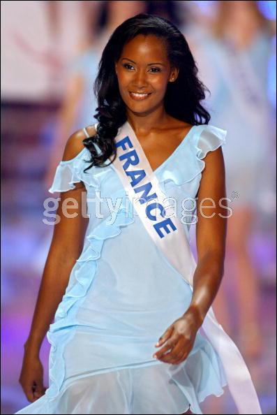Comment s'appelle la Miss France 2003 ?