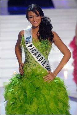 Comment s'appelle la Miss France 2007 ?