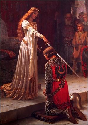 Elle fut Reine de France et Reine d'Angleterre, et mère de Richard Coeur de Lion. Grande protectrice des arts, elle sera le mécène des troubadours.