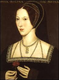 Seconde femme d'Henri VIII d'Angleterre, elle sera accusée de haute trahison et d'adultère, et sera décapitée.