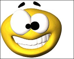 Quel est l'humeur du smiley aujourd'hui ?