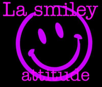 Ce smiley est une star.