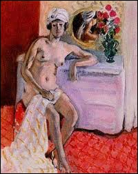 Qui a peint 'Nu au turban' ?