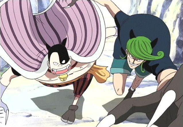Personnages de One Piece (8)