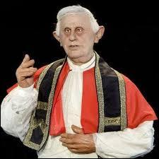 Qui est le 265ème souverain pontife de l'Eglise catholique romaine ?